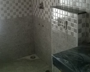 Bathroom-tiles-laying-work-completed