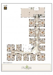 Srivari Ananaya Floor Plans
