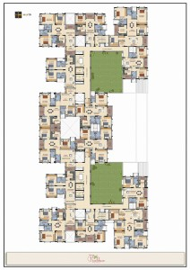 Srivari - Vaibhav Typical Floor Plan