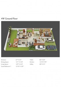 Srivari Saarang - Ground Floor